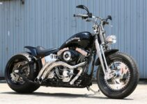 One Tough Harley Davidson
