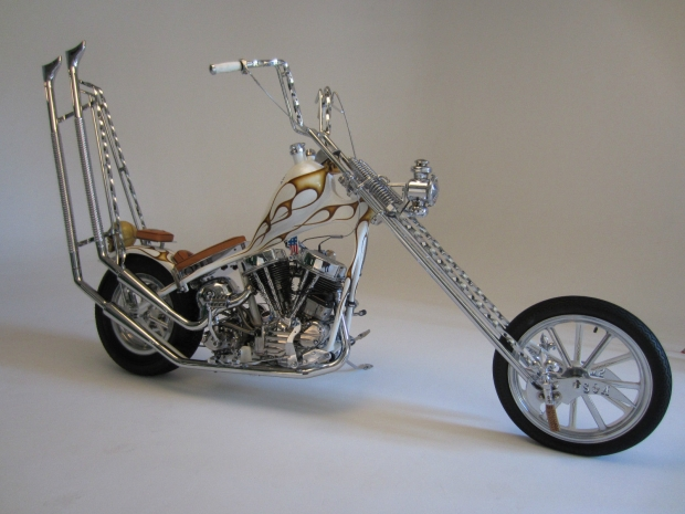 Beast From The East Chopper Totally Rad Choppers