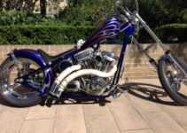 2006 NYC Custom Chopper