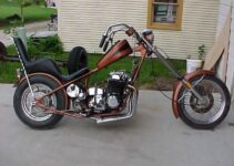 Iowa Old School Chopper