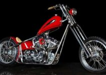Jesse James Ginsu Bike