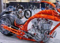 Orange Crush Chopper
