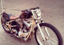 Harley Davidson Shovelhead Chopper