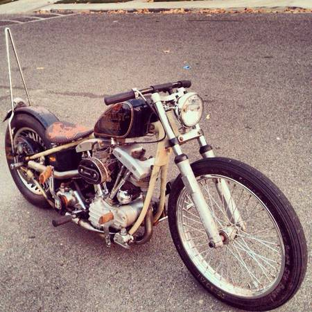 Harley Davidson Shovelhead For Sale