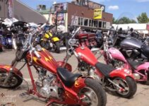 Big Bad Choppers at Sturgis