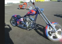 Paul Yaffe Hardtail Custom Chopper