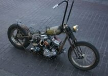 49 Panhead Chopper