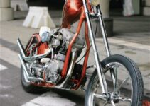 A Real Classic Chopper