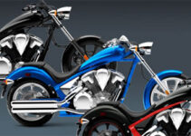 Honda Fury Choppers