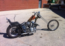 Sweet Chopper Gas Tank