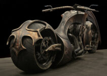 Outstanding Chopper Motorcycle