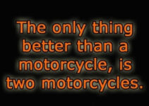 Motorcycle Love