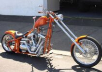 Custom Chopper Sweet Pipes