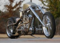 Creative Custom Built Chopper