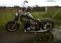 CB750 DOHC Low Rider