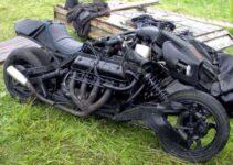 Black Industrial Chopper