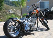 Bill Goldberg's Theme Bike Chopper