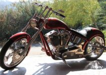 Daymond Johns West Coast Chopper