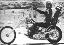 Classic Oldie Motorcycle Photo