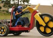 Big Kid Trike!