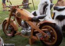 The Wooden Chopper