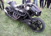 Ratted Metal Chopper