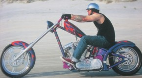Custom Chopper | Types of Motorcycles