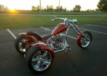 Custom Chopper Trike | Trikes