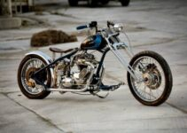 A Classic Look | Chopper Motorcycle