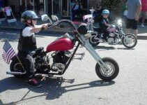 Little Chopper Dudes | Motorcycle
