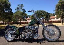 1972 Harley Davidson Bobber | Motorcycle