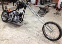 Old School Bike | Custom Built Chopper Motorcycle