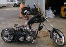 Junior's Custom Chopper   Best Motorcycles