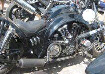 German Chopper   Motorbike