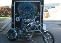 James' Custom High Tank Chopper| Motorcycle