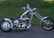 James' Custom Rigid Chopper | Motorbike