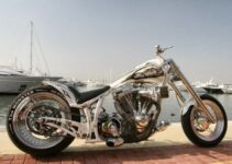 The Monster | Motorcycle