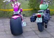 Honda Chopper VTX 1800 | Honda Chopper