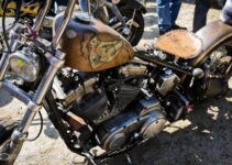 Rusted Look | Classic Motorcycle