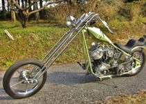 1970s Chopper Love | Motorbike
