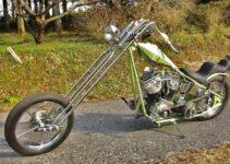 1970s Chopper Love | Motorbike