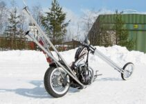 Extreme Rake | Custom Built Chopper Motorcycles