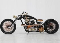 Jack Daniels Custom Chopper | Motorcycle