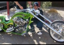 Martin Brothers Chopper | Motorcycle