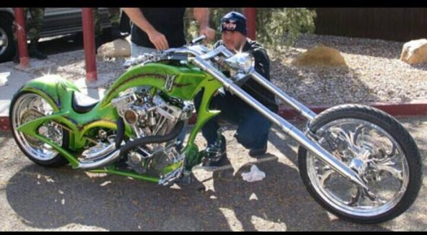 Harley Davidson Custom For Sale Texas