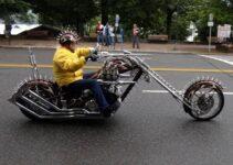 Spiked Chopper   Best Motorcycles