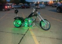 Lights On Chopper | Riding Motorcycles
