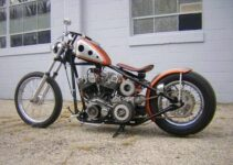 House Custom Chopper | Motorbike
