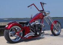 Metal Perfection on this Chopper | Motorcycle