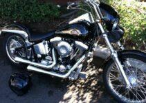 1997 Heritage | Motorbike